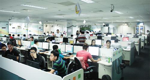 Mức lương phổ biến của lập trình viên có kinh nghiệm tại FPT Software là trên 1.000 USD.