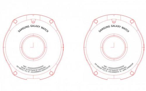 Galaxy Watch có hai phiên bản, được sản xuất tại Việt Nam.