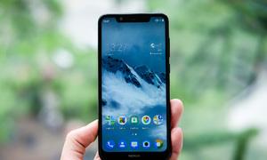 Nokia X5 màn hình 'tai thỏ' xuất hiện tại Việt Nam
