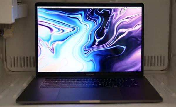 Apple xin lỗi vì MacBook Pro 2018 quá nóng