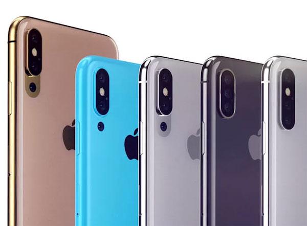 iPhone 2018 giá rẻ có 6 màu, không có màu đỏ