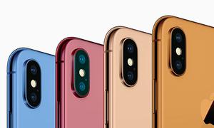 iPhone 2018 'giá rẻ' sẽ có nhiều màu, không có màu đỏ