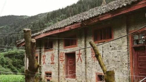 Trạm thủy điện có tuổi đời hơn 60 năm ở Tứ Xuyên, Trung Quốc.