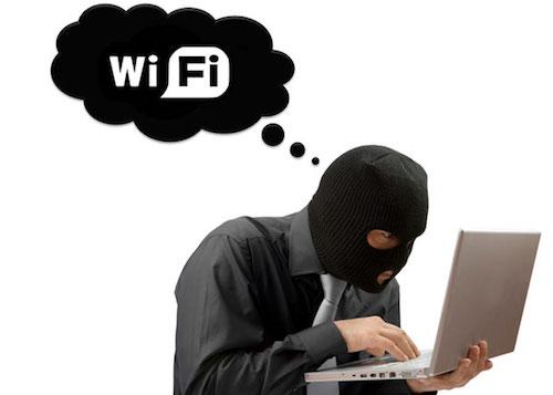 Tên trộm đã ít nhất hai lần đột nhập nhà người lạ để hỏi mật khẩu Wi-Fi. Ảnh minh hoạ.
