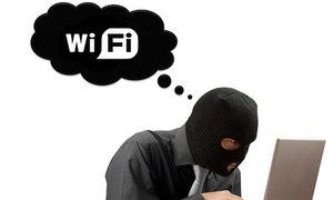 Kẻ trộm đánh thức chủ nhà để hỏi mật khẩu Wi-Fi