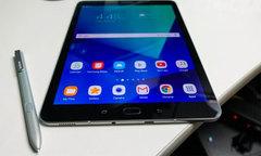 Galaxy Tab S4 lộ diện trong video dùng thử
