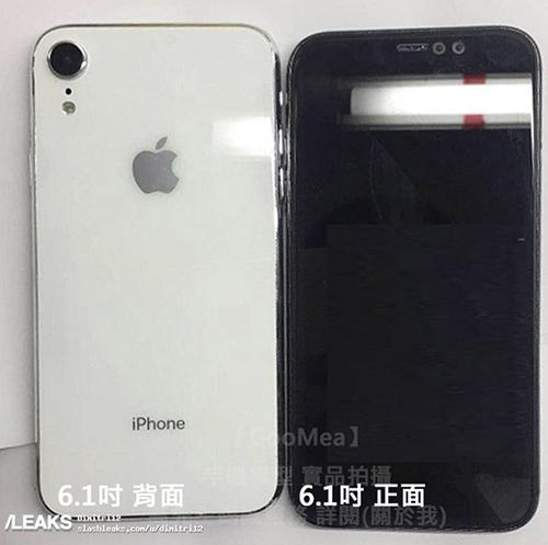 iPhone 2018 sẽ có giá bán rẻ nhờ dùng màn hình LCD và camera đơn.