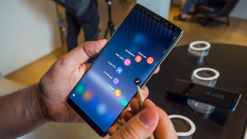 Galaxy Note mới được cho là chiếc phablet sở hữu cấu hình khủng nhất từ trước đến nay