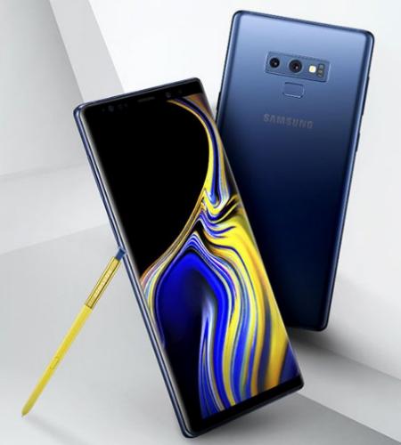 Samsung Galaxy Note mới có cấu hình - 1