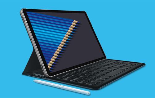 Bàn phím rời cùng khả năng chạy đa nhiệm cho phép dùng công việc như laptop thông thường.