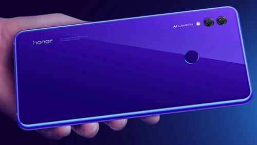 Note 10 có thiết kế tương tự Honor 10.