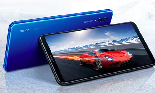 Honor Note 10 có màn hình tới 6,95 inch.