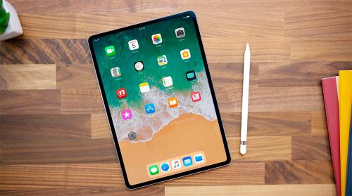 iPad Pro mới với viền màn hình bao quanh siêu mỏng sẽ có kích thước màn hình 10,5 inch và 12,9 inch.