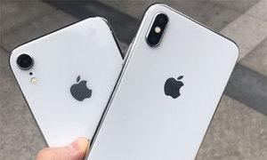 Mô hình iPhone 6,1 inch và 6,5 inch xuất hiện trong video