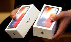 iPhone chiếm hơn nửa doanh thu của Apple