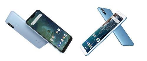 Mi A2 và A2 Lite là smartphonethuộc phân khúc tầm trung với giá bán khởi điểm từ 4,69 triệu đồng.