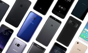 Top 5 smartphone bán chạy nhất mọi thời đại