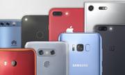10 smartphone tốt nhất châu Âu