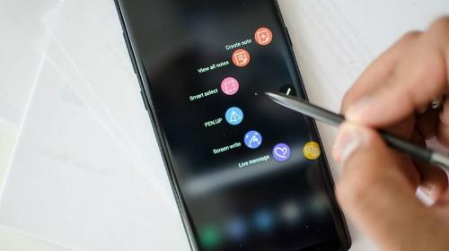 S-Pen có nhiều tính năng độc đáo hỗ trợ tối đa công việc lẫn sáng tạo.