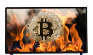 TV khai thác Bitcoin đầu tiên trên thế giới