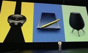 Samsung ra mắt Galaxy Note9, đồng hồ Galaxy Watch, loa Galaxy Home