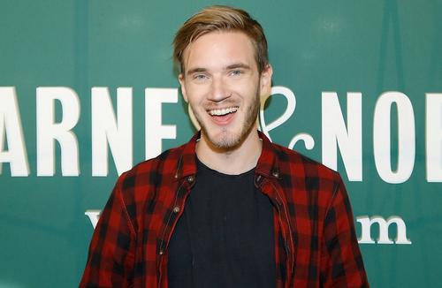 PewDiePie - một trong những người có subscribers lớn nhất thế giới.