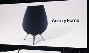 Loa Galaxy Home tích hợp trợ lý ảo Bixby, âm thanh AKG