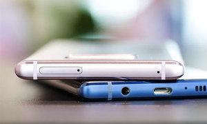 Galaxy Note 9 có hệ thống làm mát bằng nước