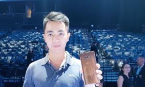 Trải nghiệm nhanh Galaxy Note9