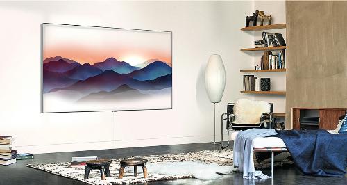TV QLED - dòng sản phẩm cao cấp mang tính chiến lược của Samsung.