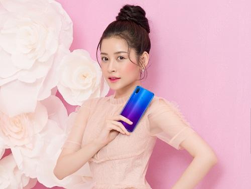 Tại Việt Nam, Chi Pu là đại sứ sản phẩm của Huawei Nova 3i