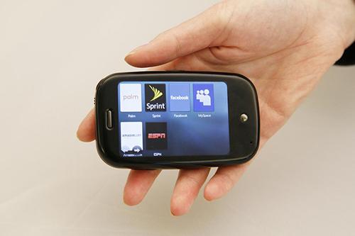Một mẫu Palm nhỏ gọn sẽ mang lại luồng gió mới cho thị trường smartphone.