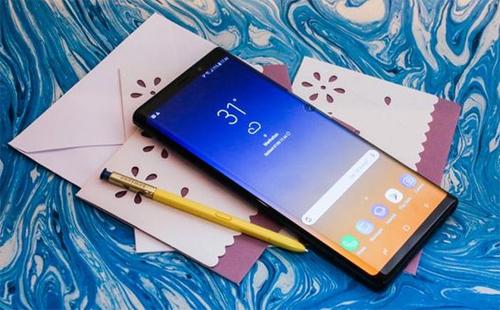 Phiên bản đắt nhất của Galaxy Note9 lên tới 1.250 USD. Ảnh: ZDNet