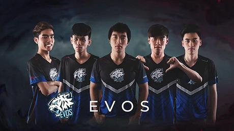EVOS - đội tuyển đại diện Việt Nam thi đấu ở nội dung game Liên minh huyền thoại (LoL). Ảnh: Medium.