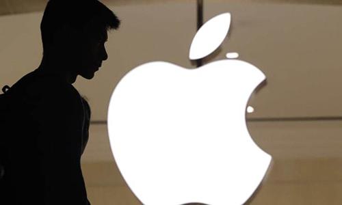 90 GB dữ liệu của Apple đã bị hacker 16 tuổi đánh cắp. Ảnh: AP.