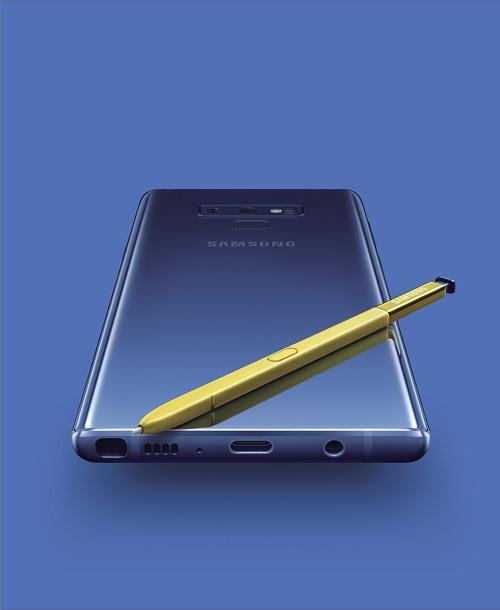 Samsung Galaxy Galaxy Note 9 có nhiều cải tiến về camera và bút S-Pen.