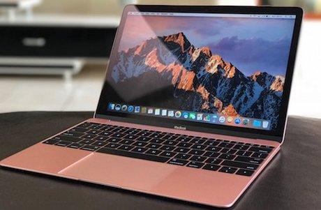 MacBook entry-level có thể được Apple giới thiệu trong tháng 9.