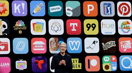 Apple xóa nhiều ứng dụng cờ bạc tại Trung Quốc.