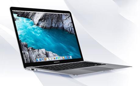 MacBook Air sẽ nâng cấp màn hình Retina và viền mỏng hơn.