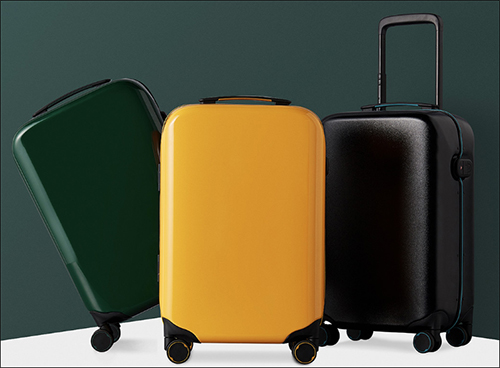 Vali 90 Minutes Smart Unlock Suitcase.