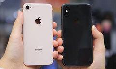 Giá iPhone X và iPhone 8 ở Việt Nam giảm sâu