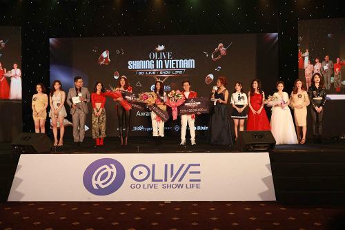 Cuộc thi Ngôi Sao Tài Năng - Super Oliver 2018 tìm ra quán quân là streamer Vũ Hoàng Lan Anh.