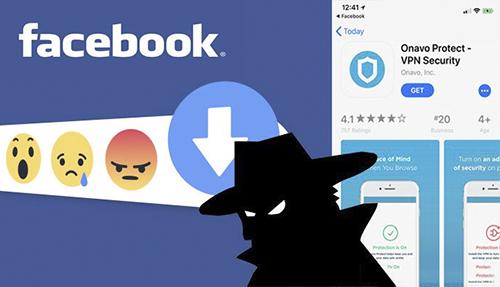 Ứng dụng Onavo Protect đã bị gỡ bỏ khỏi App Store.