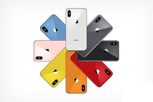 iPhone 9 sẽ có nhiều vỏ màu mới.