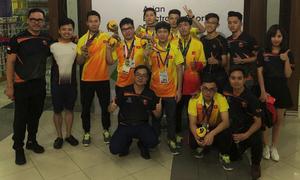 Tuyển Liên quân Mobile Việt Nam giành huy chương đồng Asiad