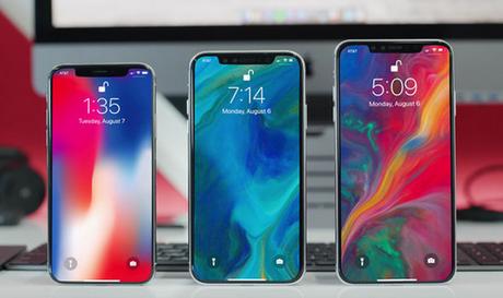 Bộ ba iPhone 2018 được nâng cấp nhưng giá bán tốt hơn so với năm ngoái.