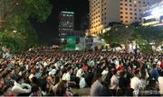 Mạng xã hội Trung Quốc bất ngờ vì tinh thần cổ vũ bóng đá ở Việt Nam