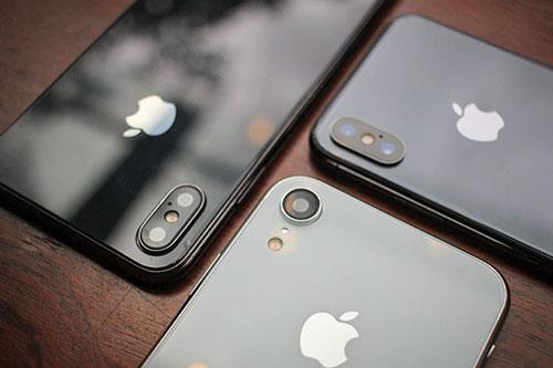 Apple có thể ra ba iPhone mới vào tháng sau.