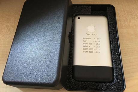Nguyên mẫu iPhone đầu tiên được rao trên eBay.