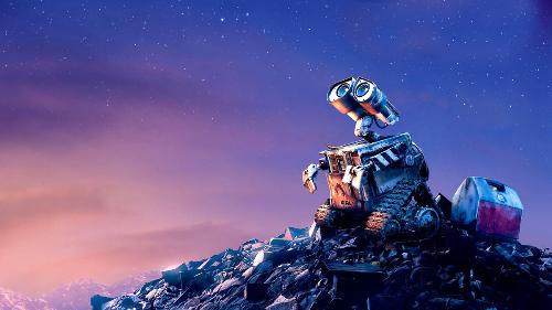 AI và sự sáng tạo của nhà làm phim đem đến một Wall-E với đầy đủ xúc cảm.